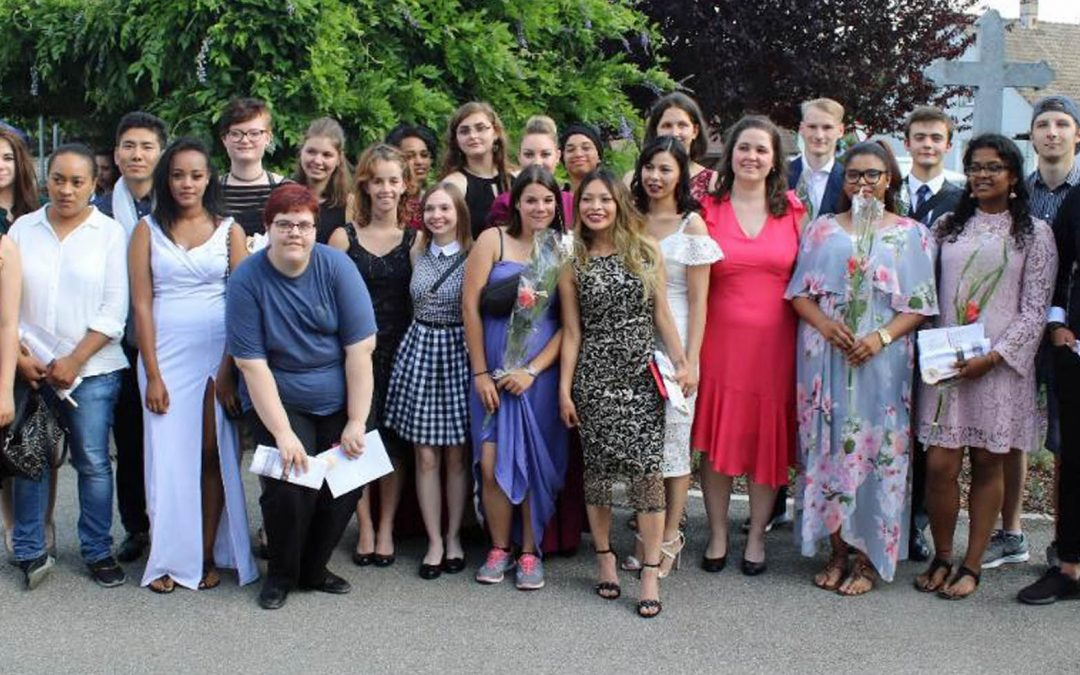 Abschlussfeier Hauswirtschaftspraktiker/-innen EBA